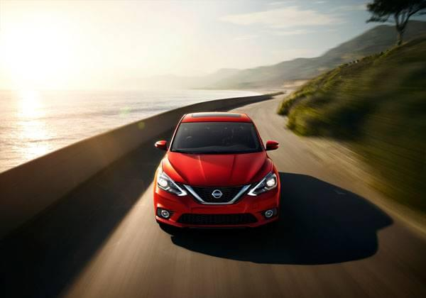 2017 Nissan Sentra Sophisticated Design