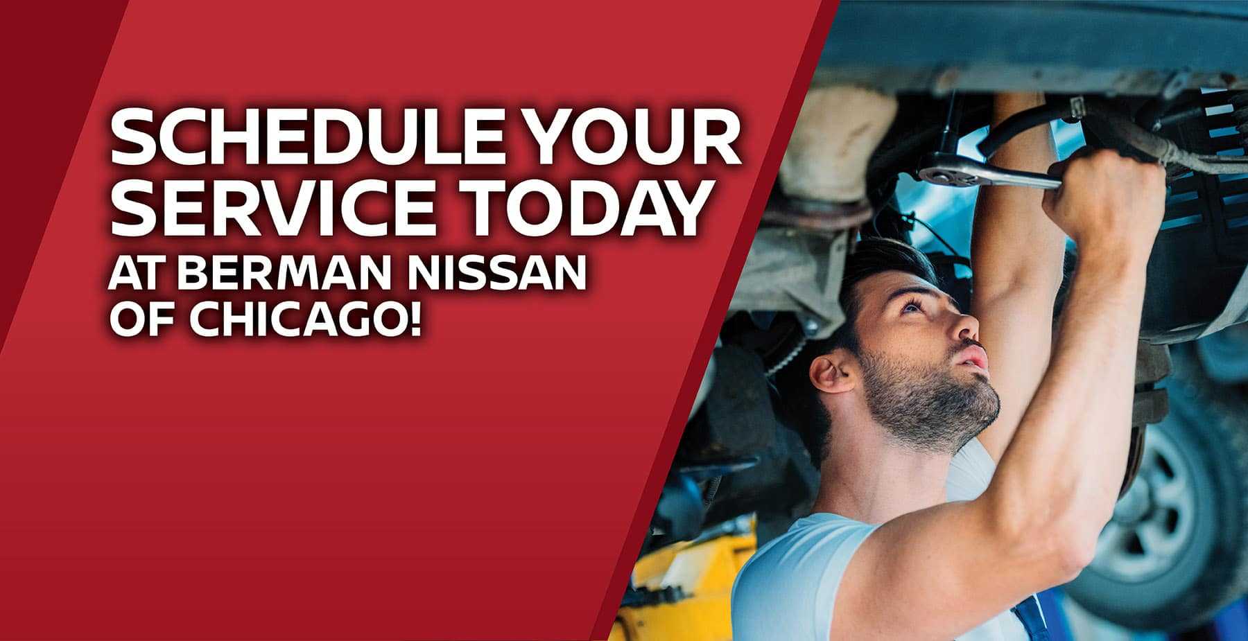 Schedule Your Service Today at Berman Nissan of Chicago!