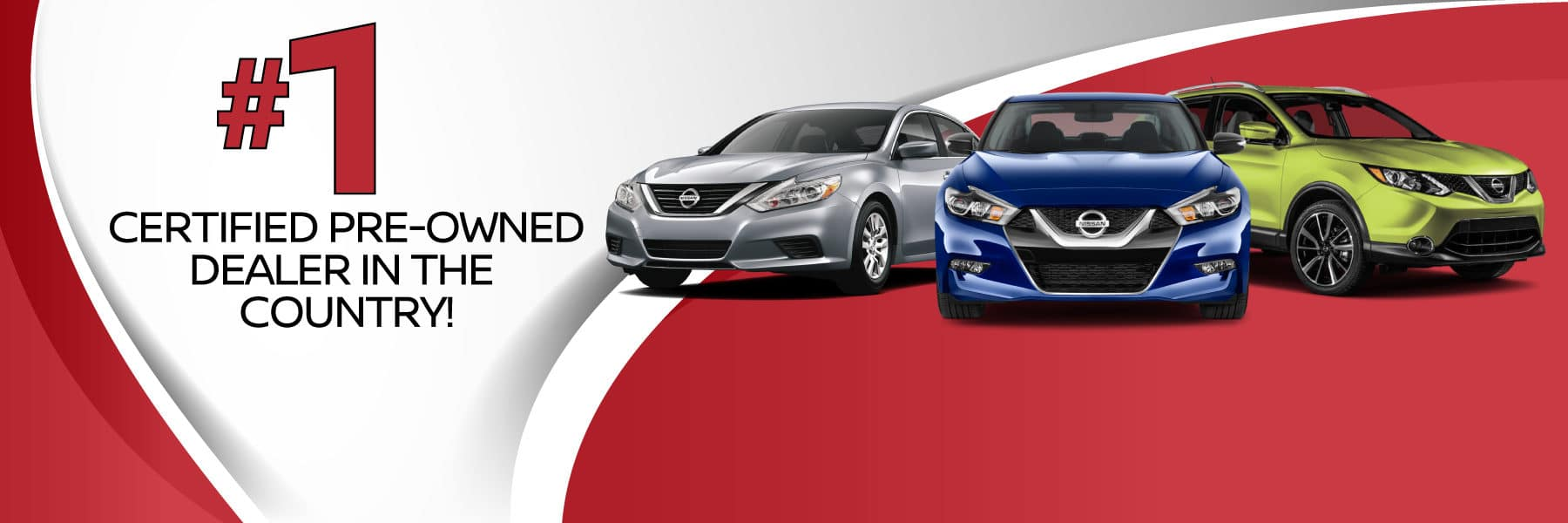 Shop CPO Vehicles at Berman Nissan of Chicago, the #1 Certified Pre-Owned Dealer in the Country!