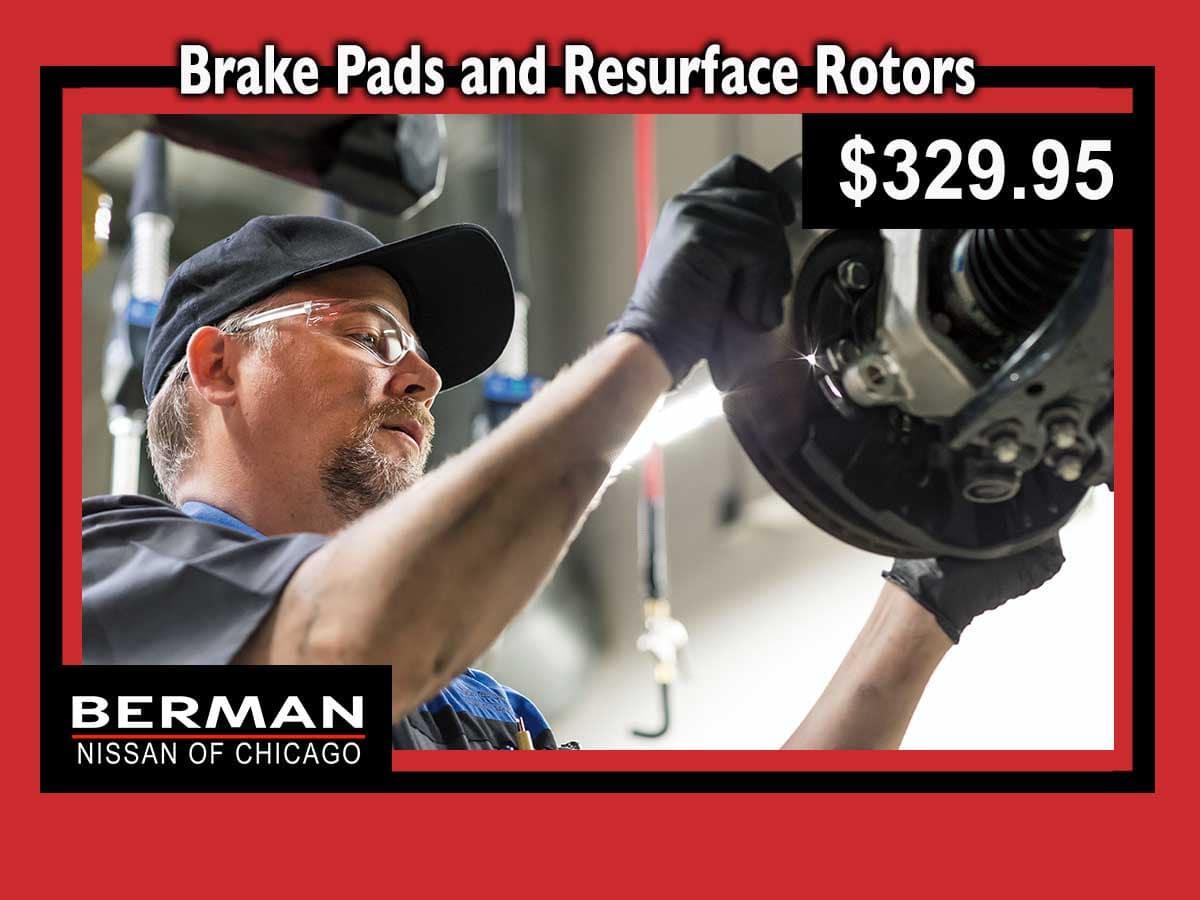Brakes and Rotars