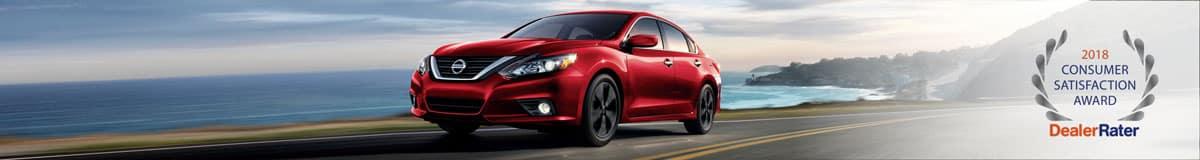 Berman Nissan of Chicago wins DealerRater's 2018 Consumer Satisfaction Award