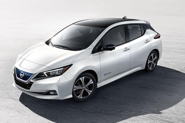 2018 Nissan LEAF Pricing & Trims
