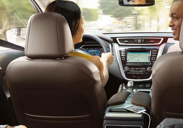 2018 Nissan Murano Technology