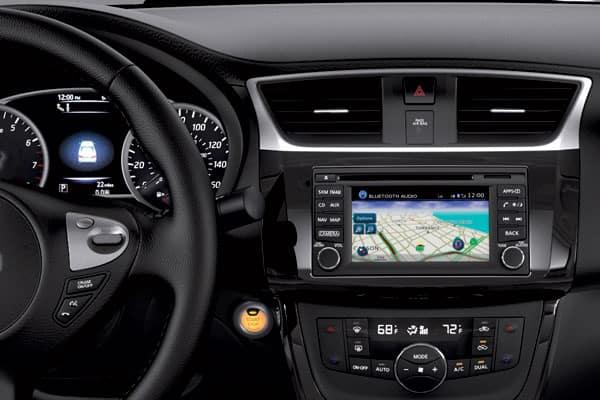 2018 Nissan Sentra Technology
