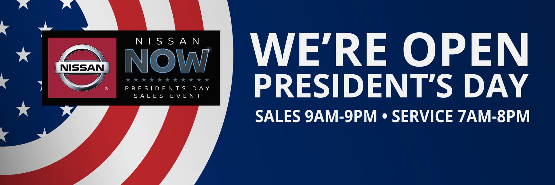 President's Day Sale at Berman Nissan of Chicago