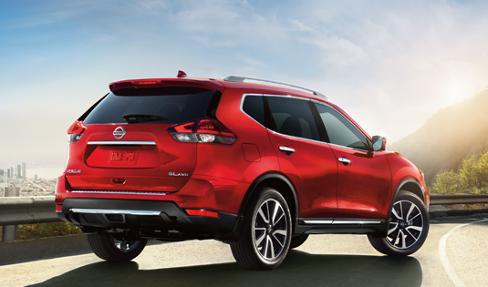 2018 Nissan Rogue March Sale at Star Nissan