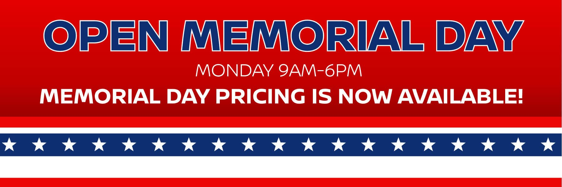 Memorial Day Sales Event at Berman Nissan of Chicago!
