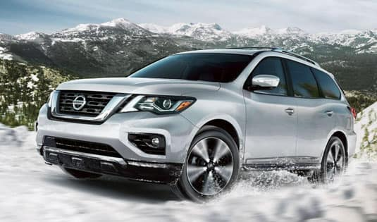 2018 Nissan Pathfinder April Sale at Star Nissan