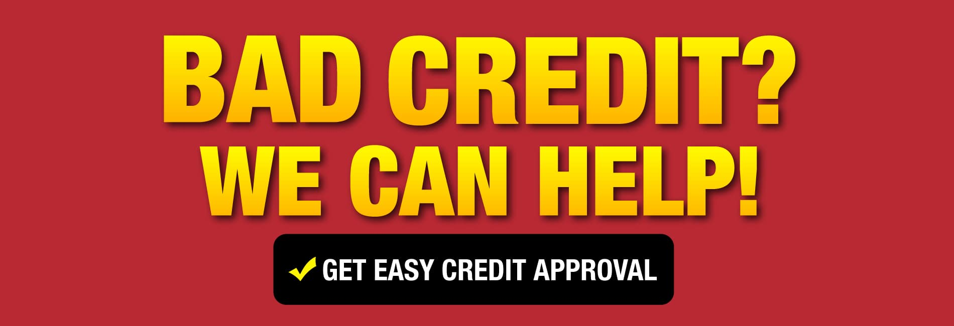 Bad Credit? Star Nissan can help!