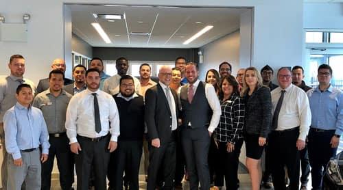 Berman Nissan of Chicago Staff Photo