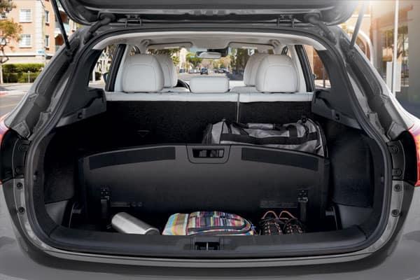 2018 Nissan Rogue Sport Interior