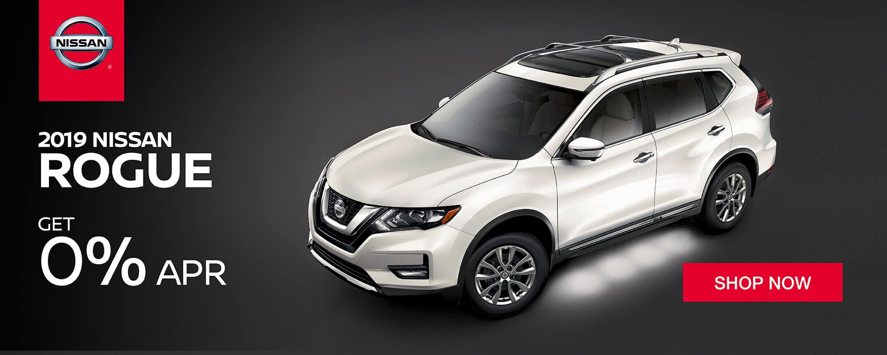 Get 0% APR Financing on the 2019 Nissan Rogue available NOW at Berman Nissan of Chicago!