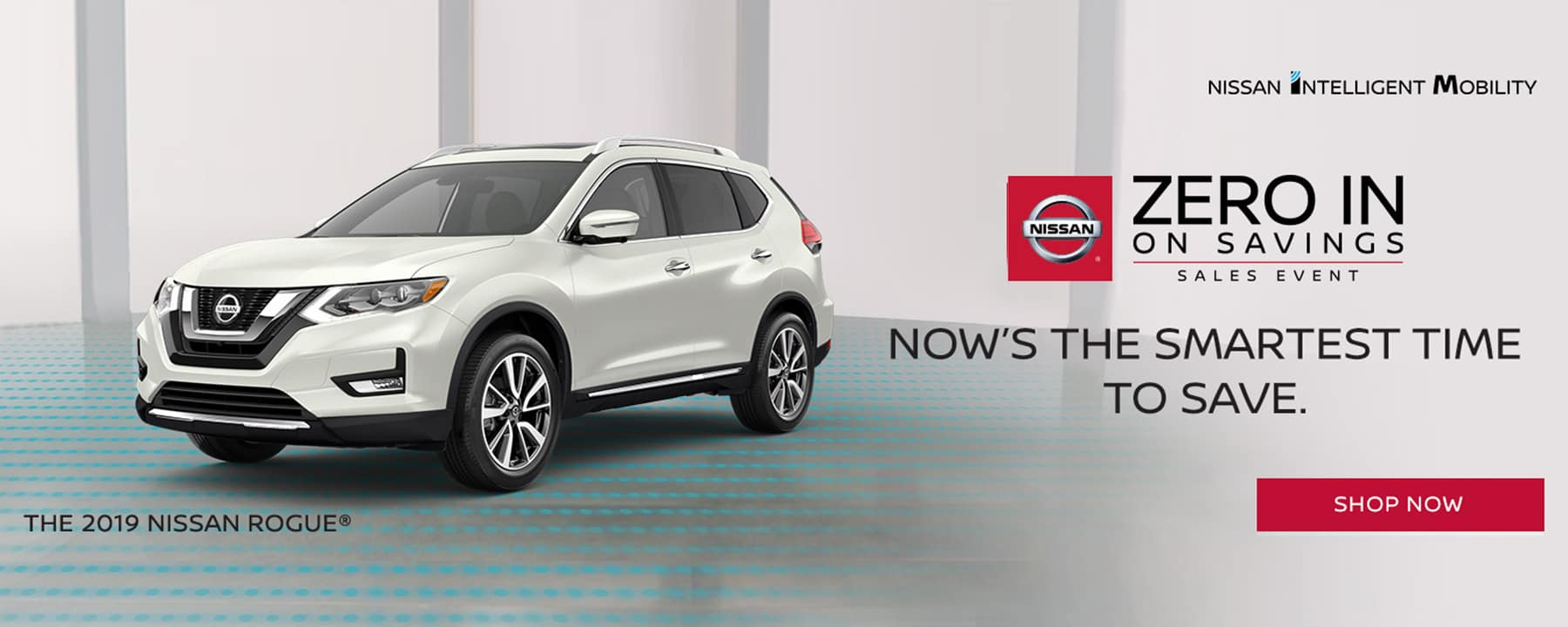 Zero in on Savings with a 2019 Nissan Rogue at Berman Nissan of Chicago!