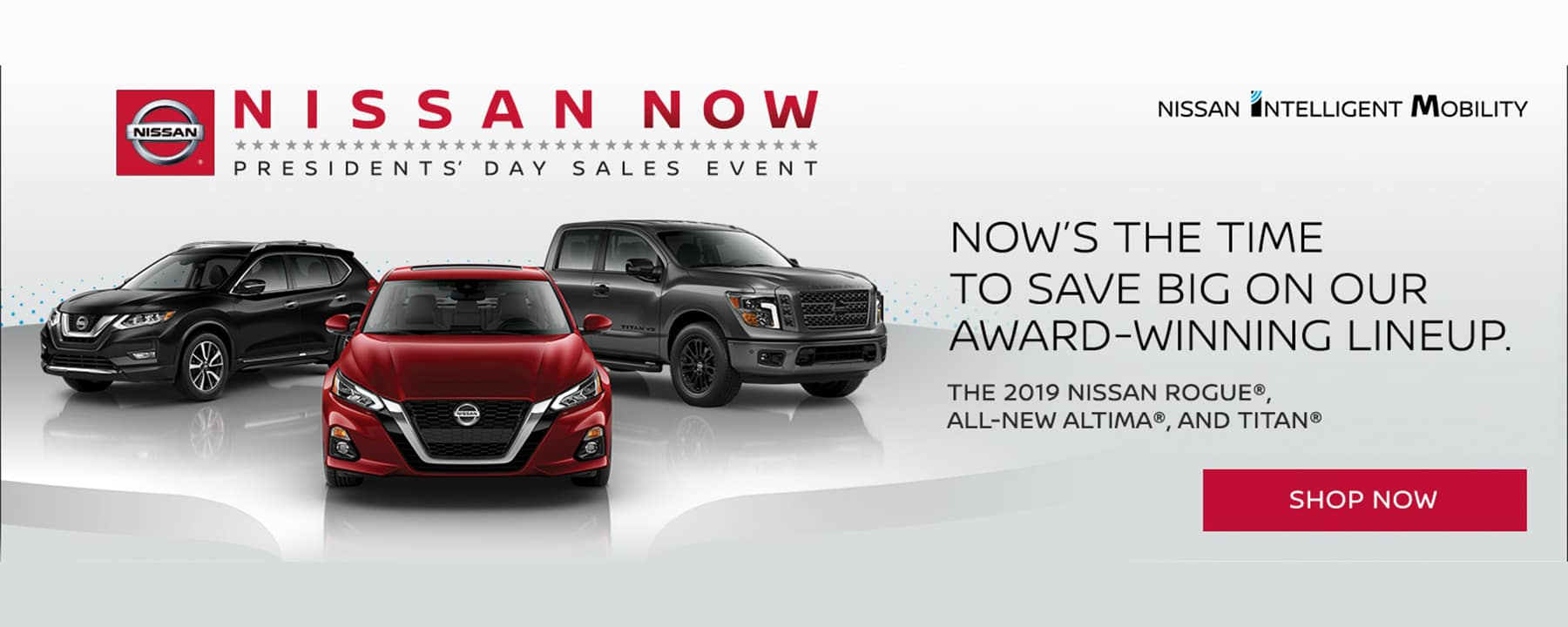 President's Day Sale Event at Berman Nissan of Chicago!