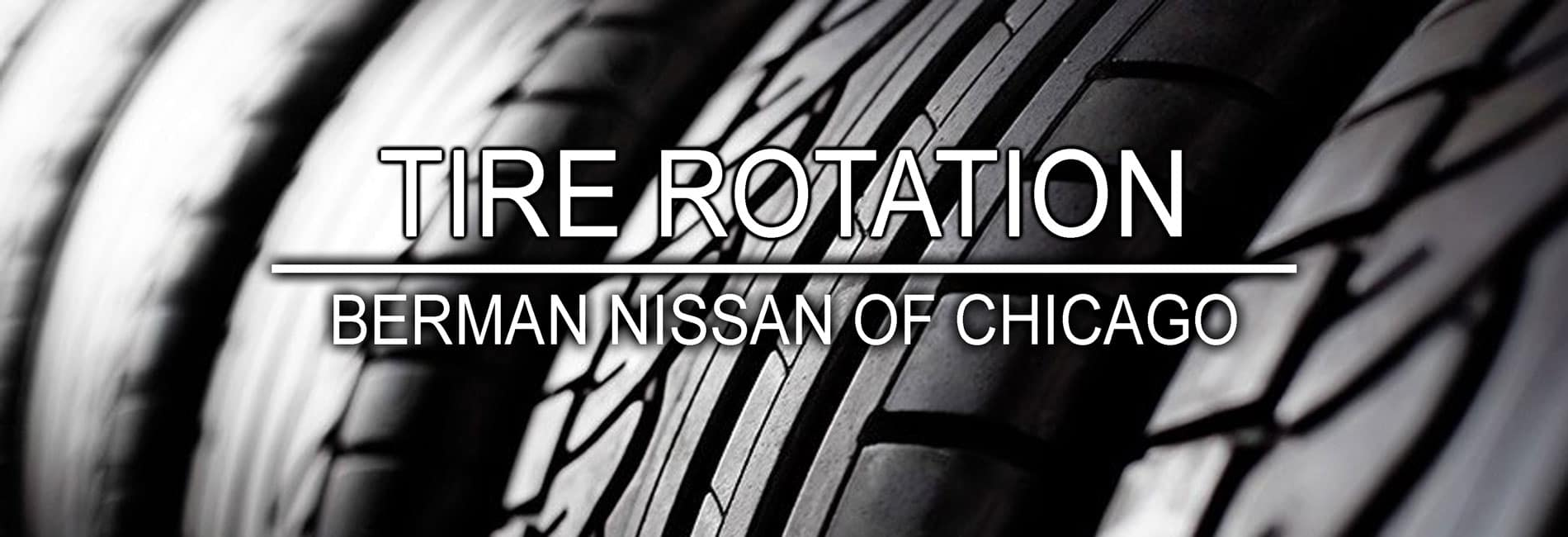 Chicago Nissan Tire Rotation Service at Berman Nissan of Chicago