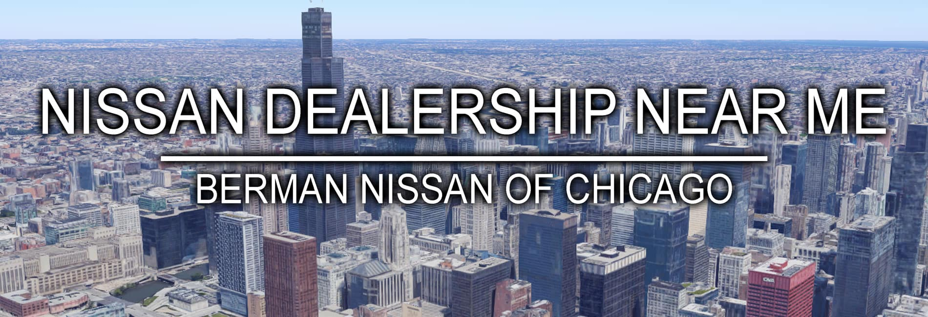 Nissan Dealership Near Me | Berman Nissan of Chicago