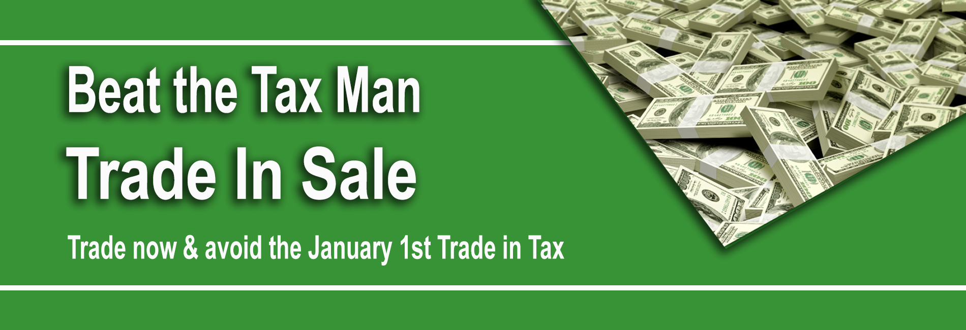 Beat the Tax Man Trade in Sale at Berman Nissan of Chicago