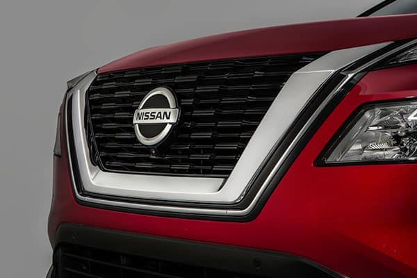 What's new in the 2021 Nissan Rogue