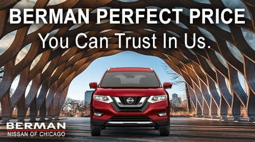 Berman Perfect Price at Berman Nissan of Chicago