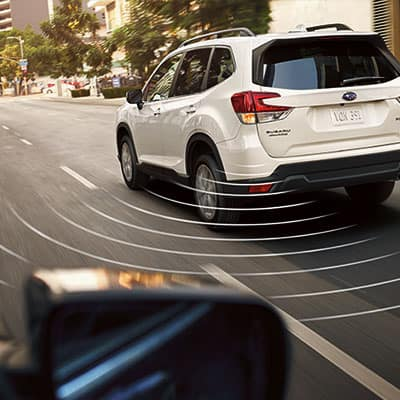 2021 Subaru Forester Blind Spot Detection