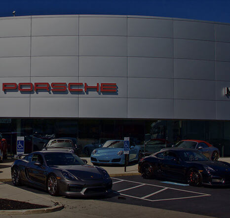 Porsche North Olmsted Dealership