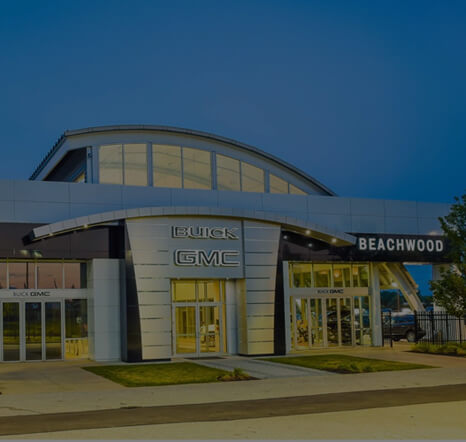 Buick GMC Beachwood Dealership