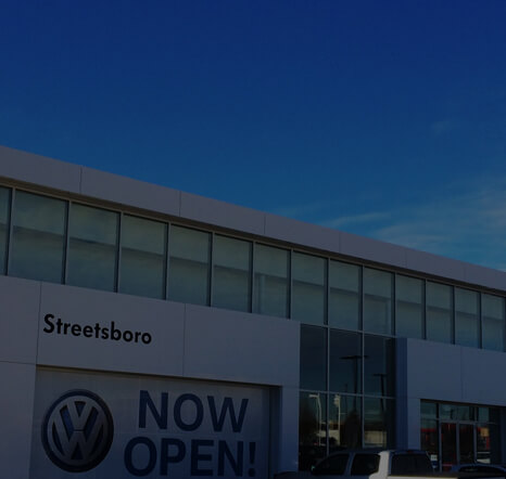 VW Streetsboro Dealership