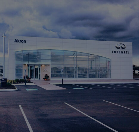 Infiniti Akron Dealership