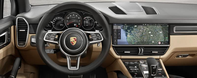 2019 Porsche Cayenne Crossover Suv Model Review North