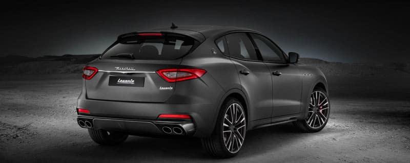 2019 Maserati Levante Trofeo Exterior
