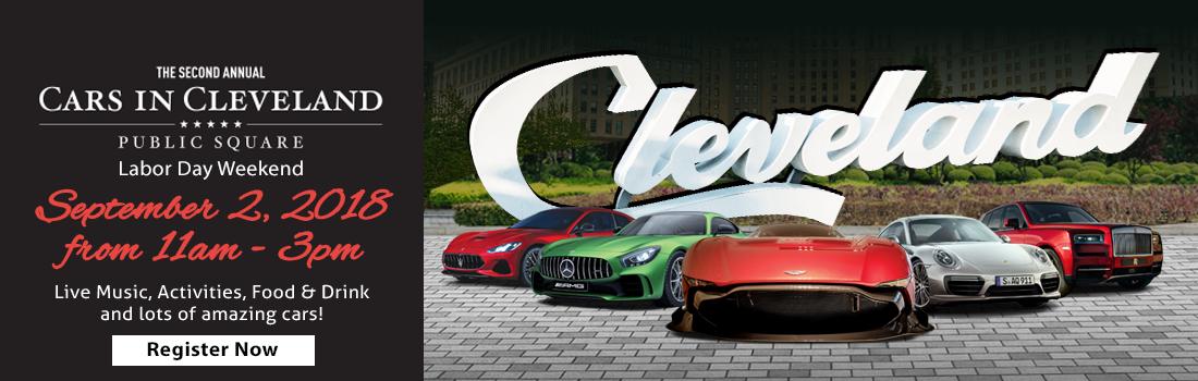 Cars in Cleveland | June 10th, 2018 | Bernie Moreno Companies