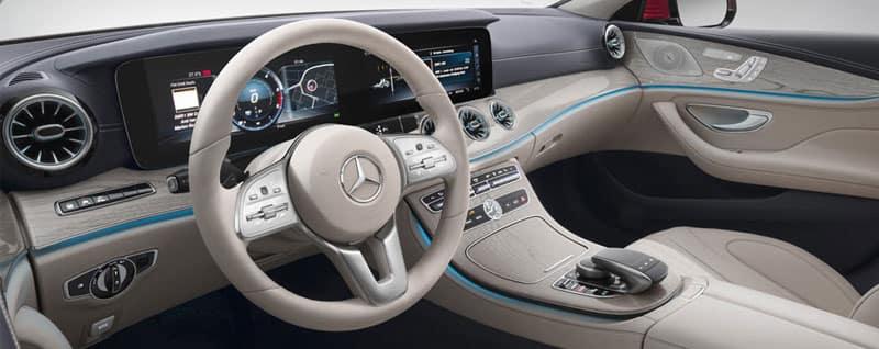 2019 Mercedes-Benz CLS Interior
