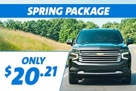 Spring Package Only $20.21