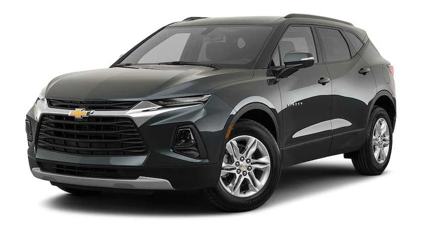 2020 Chevy Blazer In Stock Indianapolis In Blossom Chevrolet Dealer