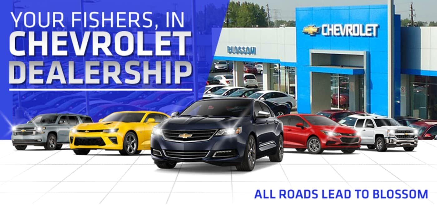 New And Used Chevy Dealership Near Fishers In Blossom Chevrolet