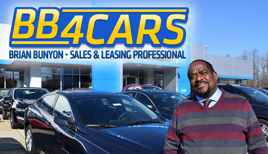 BB 4 Cars Brian Bunyon- Sales & Leasing Professional