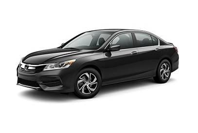 2017 Honda Accord LX CVT
