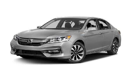 2017 Honda Accord Hybrid CVT