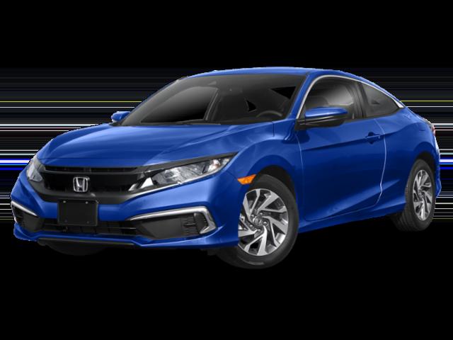 2019 Civic LX Coupe CVT