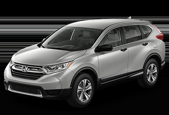 2017 Honda CR-V Silver