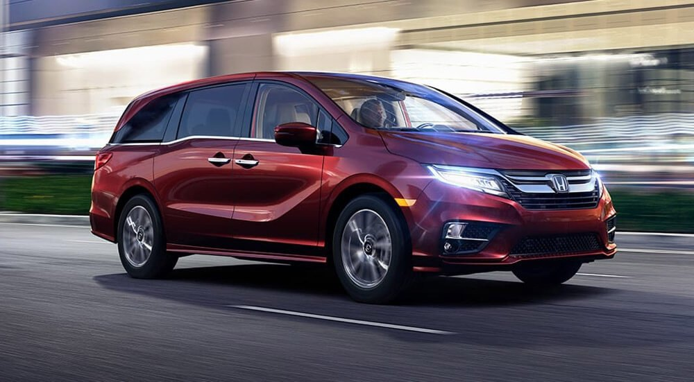 2018 Honda Odyssey Trim Level Highlights