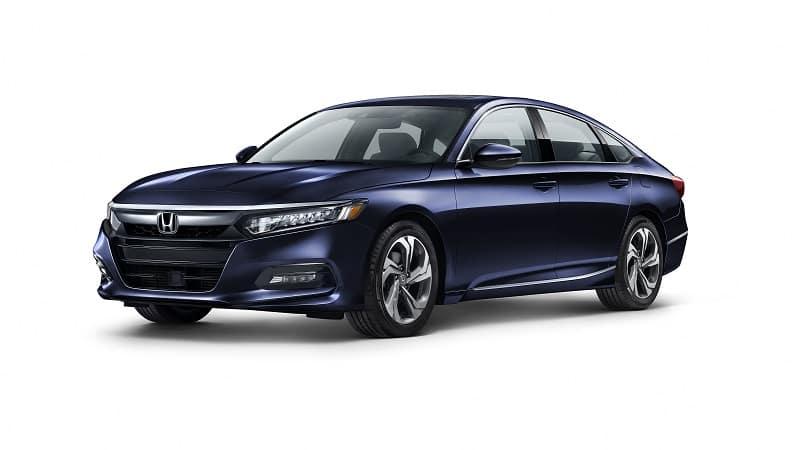 2018 Honda Accord 1.5T EX-L