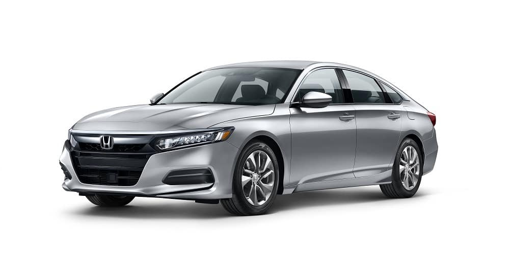 2019 Honda Accord LX CVT