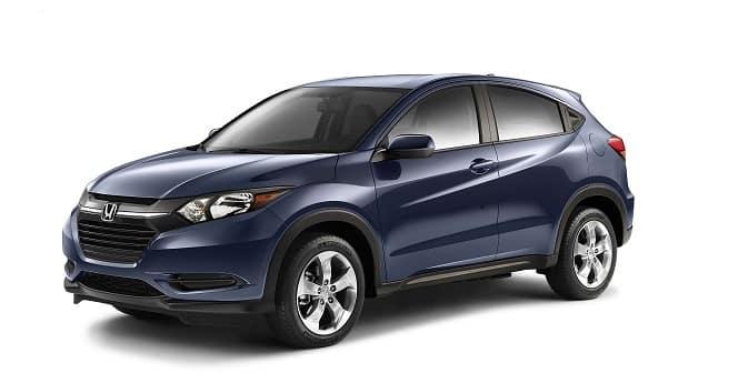 2018 Honda HR-V LX CVT FWD