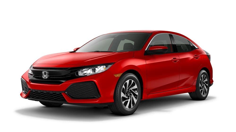 2018 Honda Civic LX Hatchback CVT