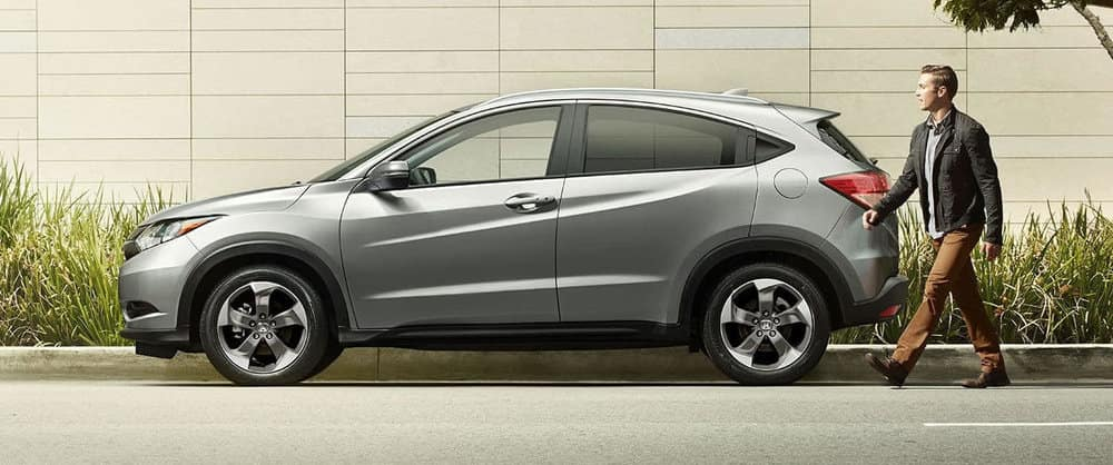 2018 Honda HR-V Sideview