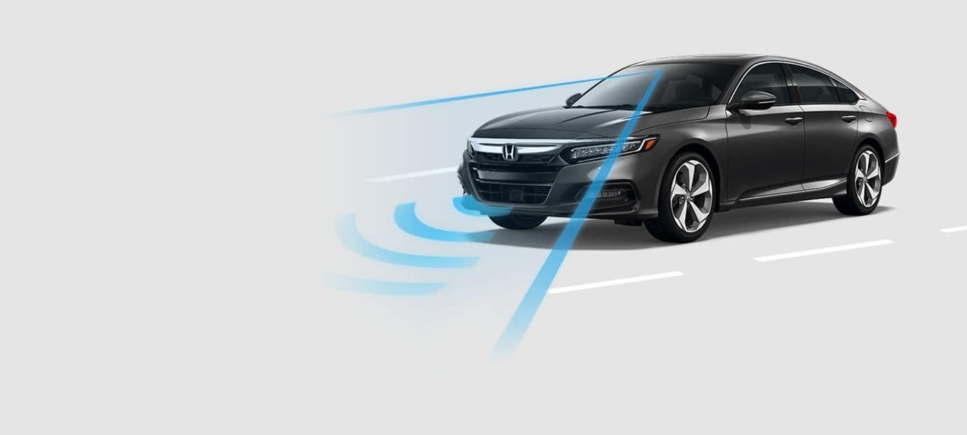 2018 Honda Accord Honda Sensing