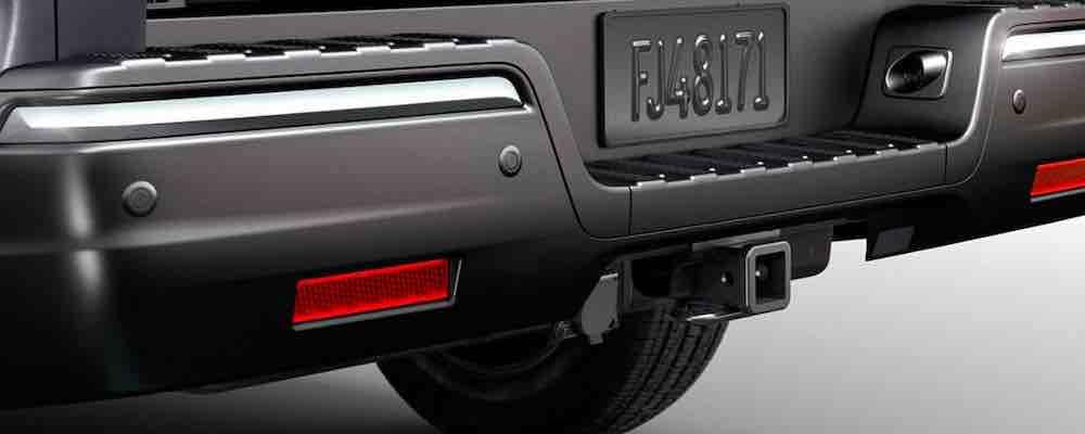 2019 Honda Ridgeline Hitch