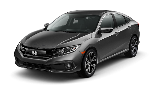 2020 Honda Civic Sport Sedan CVT