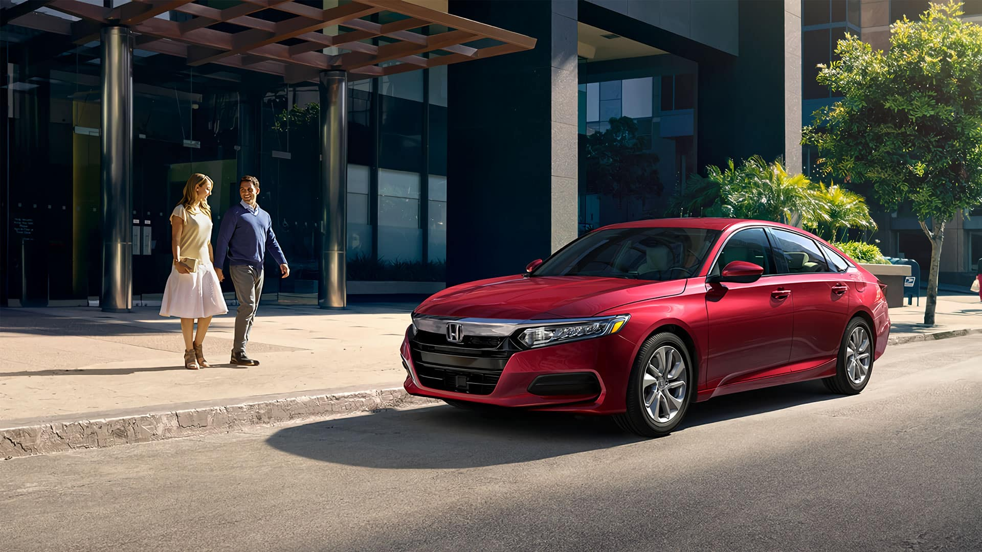 Honda Accord Hero Image